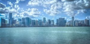 Miami Skyline, wake up every day to this sight when you move to Miami