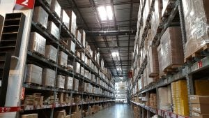 An impecable storage facility - something moving companies Broward County should offer you