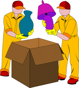 By hiring military movers, you can be sure that your belongings are going to be packed in the safest way