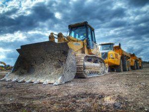 heavy machinery movers Miami - mining machine