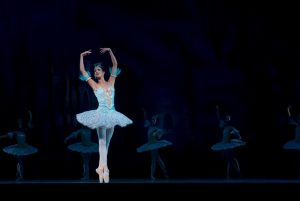 A ballet performed in one of the best theaters in Miami.