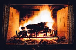 a fireplace - arranging your furniture