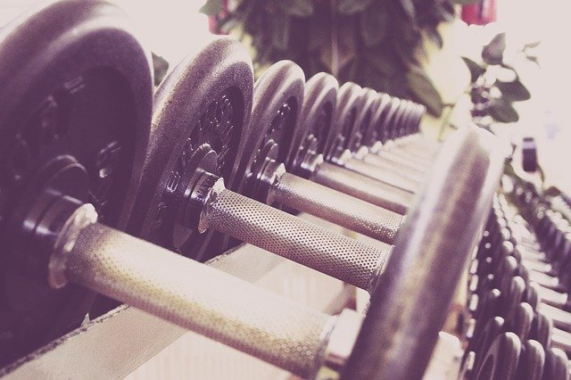 weights - move sports equipment