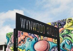 Whynwood Walls sign