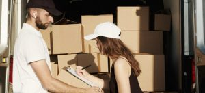 Professional movers when organizing a large family relocation to Miami Beach.