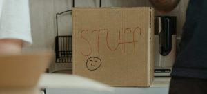 Prioritize when moving an office labeling.