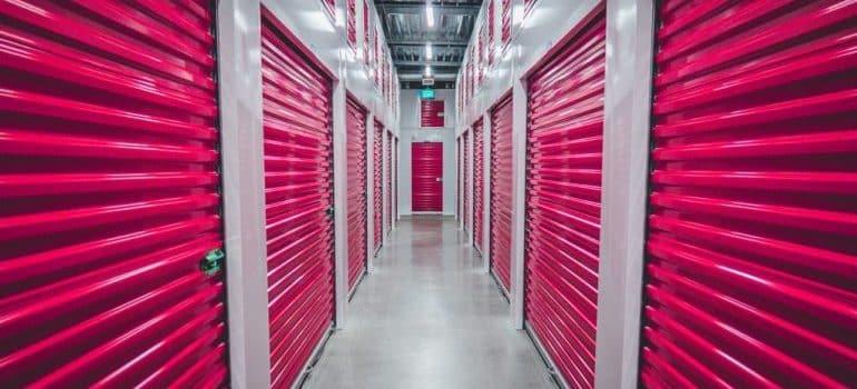 Profesional storage units