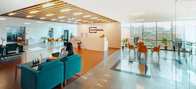 A moving company office you can rely on