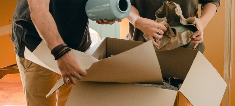 items your Miami movers and packers will move