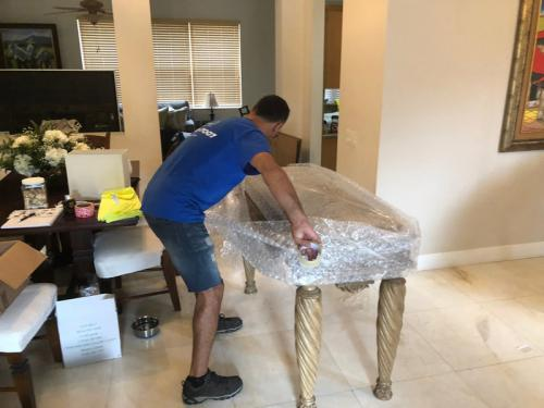 No matter the size of the your home, our apartment movers in Miami can handle it.
